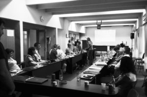 Fostex Consortium Partners Gathered for the second time: allining and implementing is key.