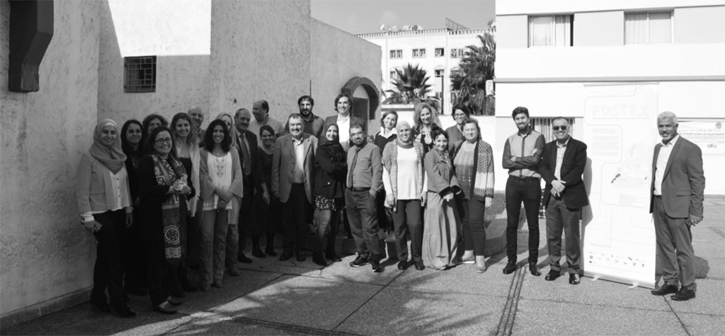 Third Fostex consortium meeting: visit to the Moroccan partners